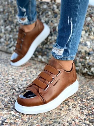 Chekich Casual Ayakkabı Taba